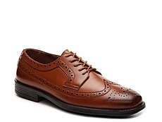 Deer Stags Cade Wingtip Oxford