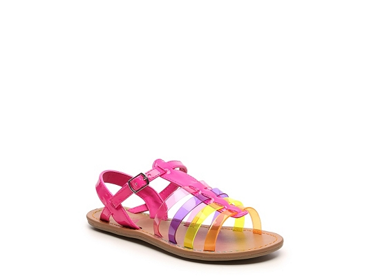 Mia Andie Girls Toddler & Youth Sandal