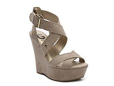 G by GUESS Heethe Wedge Sandal