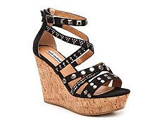 Not Rated Star Cluster Wedge Sandal