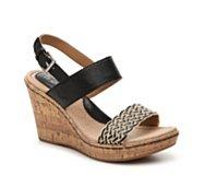 b.o.c Colie Wedge Sandal