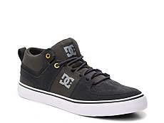 DC Shoes Lynx Vulc Mid-Top Sneaker - Mens
