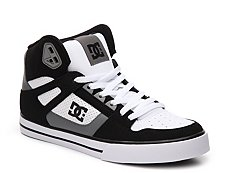 DC Shoes Spartan WC High-Top Skate Sneaker - Mens