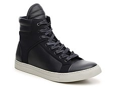 Kenneth Cole Double Up High-Top Sneaker