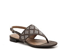 Adrienne Vittadini Merian Flat Sandal