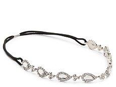 Allure Jewel Drop Headband