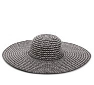 Nine West Geometric Super Floppy Hat