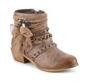 Not Rated Tut Western Bootie