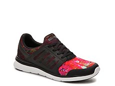adidas NEO Cloudfoam Xpression Printed Sneaker - Womens