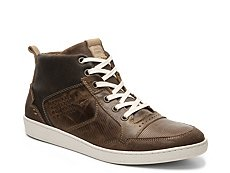 Bullboxer Solutos Mid-Top Sneaker