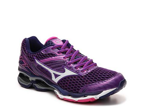 Mizuno Wave Creation  Performance Running Shoe Womens