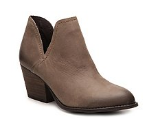 Steve Madden Adelphie Leather Bootie
