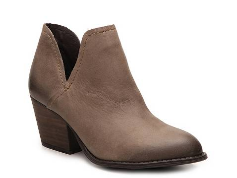 Steve Madden Adelphie Leather Bootie Dsw