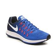 Nike Air Zoom Pegasus 33 Lightweight Running Shoe - Mens