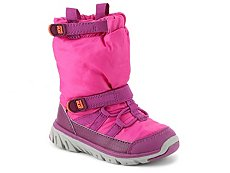Stride Rite Made 2 Play Girls Infant & Toddler Snow Boot