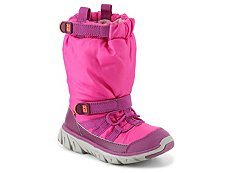 Stride Rite Made 2 Play Girls Infant, Toddler & Youth Snow Boot