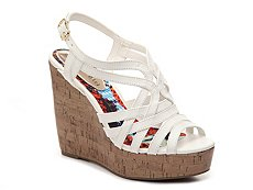 Madden Girl Enroll Wedge Sandal