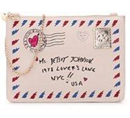 Betsey Johnson Envelope Crossbody Bag