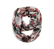Kelly & Katie Watercolor Floral Infinity Scarf