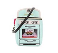 Betsey Johnson Oven Crossbody Bag