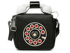 Betsey Johnson Call Me Baby Crossbody Bag