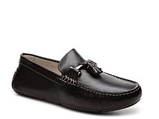 Mike Konos Tassel Bit Loafer