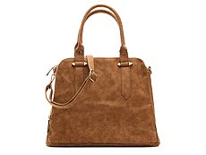 Violet Ray Logan Satchel