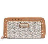 Jessica Simpson Christina Metallic Wallet