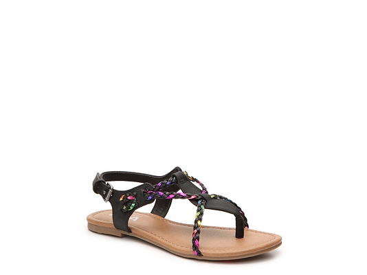 Mia Raven Girls Toddler & Youth Sandal