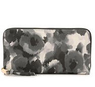 Urban Expressions Floral Abstract Wallet