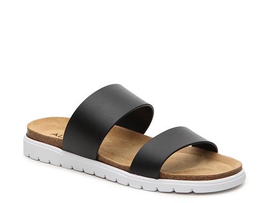 Aldo Edias 2 Band Slide Sandal