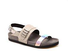 L.A.M.B. Bradyn Flat Sandal
