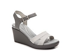 Crocs Leigh II Wedge Sandal
