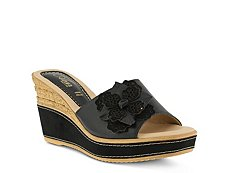 Azura Montanara Wedge Sandal