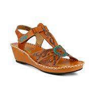L' Artiste by Spring Step Dinora Wedge Sandal