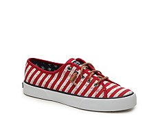 Sperry Top-Sider Pier View Striped Slip-On Sneaker