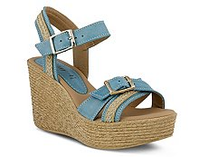 Azura Frappe Wedge Sandal