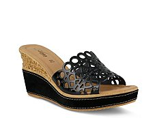 Azura Polidor Wedge Sandal