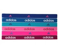 adidas Sidespin Stretch Headband - 6 Pack