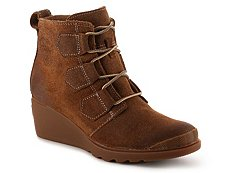 Sorel Toronto Lace Wedge Bootie