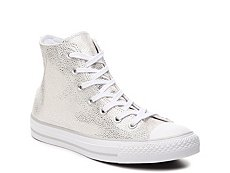 Converse Chuck Taylor All Star Metallic High-Top Sneaker - Womens