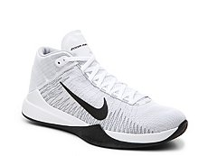 Nike Zoom Ascention Basketball Shoe - Mens