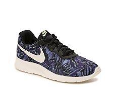 Nike Tanjun Print Sneaker - Womens