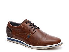 Bullboxer Wouder Cap Toe Oxford