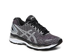 ASICS GEL-Nimbus 18 Print Performance Running Shoe - Womens