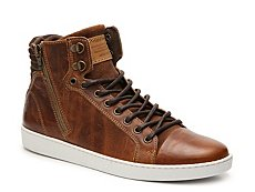 Bullboxer Terry Mid-Top Sneaker
