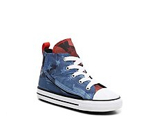 Converse Chuck Taylor All Star Boys Toddler High-Top Sneaker