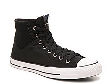 Converse Chuck Taylor All Star Zip High-Top Sneaker - Mens
