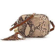 Vince Camuto Alesi Leather Crossbody Bag