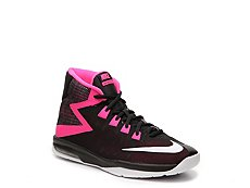 Nike Air Devosion Girls Youth Basketball Shoe